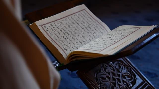 the hacı bayram-ı veli mosque - koran stock videos & royalty-free footage