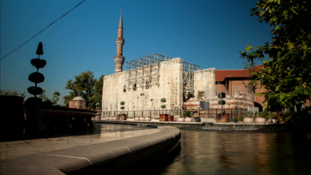 The Hacı Bayram-ı Veli Mosque
