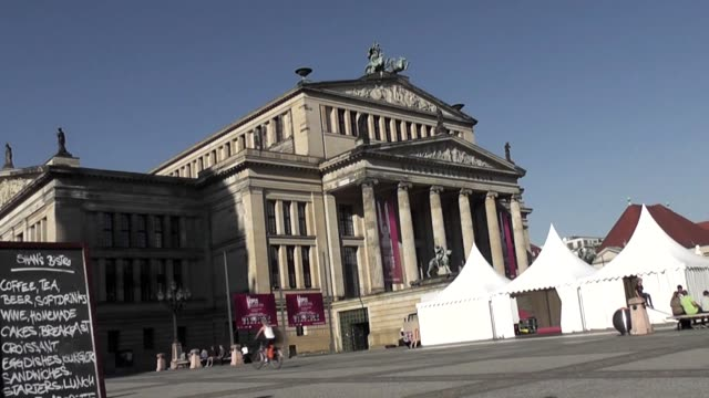 The hall is on the Gendarmenmarkt square in the central Mitte district of Berlin Built as a theatre from 1818 to 1821 under the name of the...