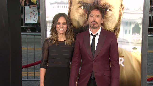 the hangover part ii premiere los angeles ca united states 5/19/11 - the morning after stock videos and b-roll footage