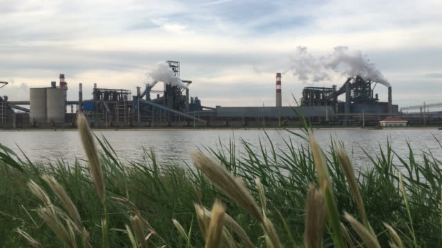 the harbor belongs to shenhua group which is the largest and most modern coal enterprise in china engaged in coalbased power generation railway and... - air pollution stock videos & royalty-free footage