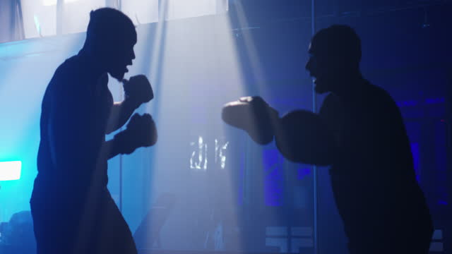 the harder you practice the tougher you get - boxing glove stock videos & royalty-free footage