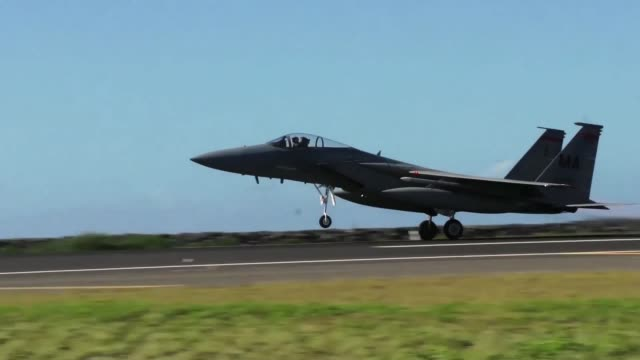 The Hawaii Air National Guards Sentry Aloha Team recently wrapped up their largest and most successful aerial exercise to date This event integrated...