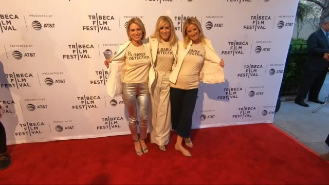 the hbo documentary film rx: early detection a cancer journey with sandra lee at the tribeca film festival at sva theater on april 26, 2018 in new... - rx stock videos & royalty-free footage