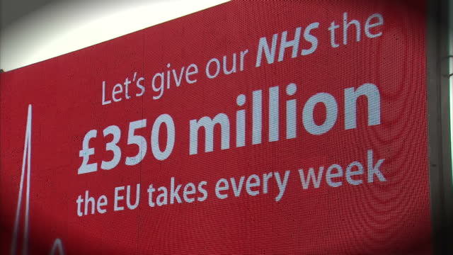 The head of NHS England says he wants the 350 million pounds a week promised for the health service by Vote Leave campaigners Simon Stevens says that...