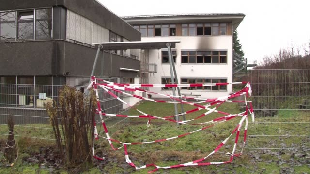 the head of titisee neustadts fire brigade said on tuesday there was no evidence of shortcomings in the fire safety system of the building which was... - brigade stock videos & royalty-free footage