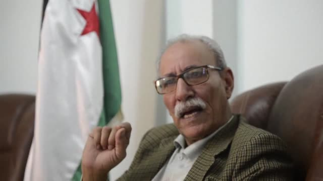 The head of Western Sahara's Polisario Front has said all options are open in its struggle for independence from Morocco which re joined the African...