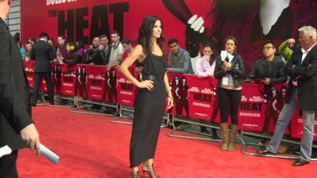 CLEAN 'The Heat' Gala Screening at The Curzon Mayfair on June 13 2013 in London England