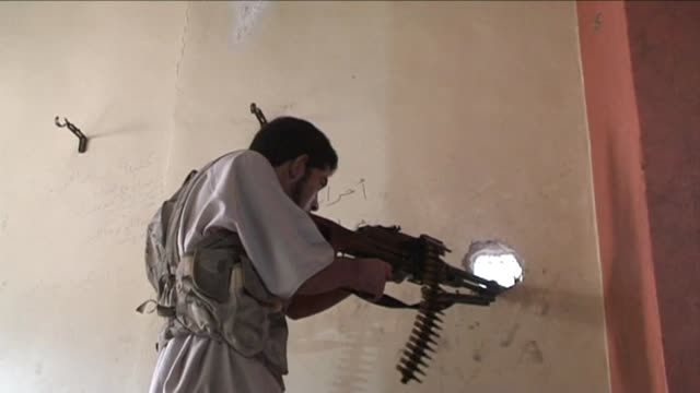 The hesitation of the West to support moderate rebels in Syria has pushed them closer to jihadists from abroad giving an increasingly Islamist tint...