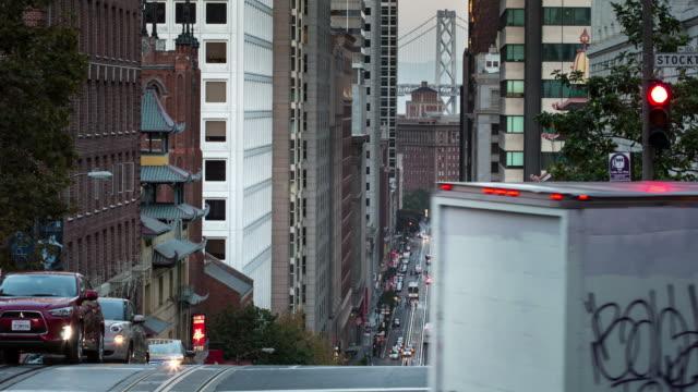 The Hills of San Francisco - California Street