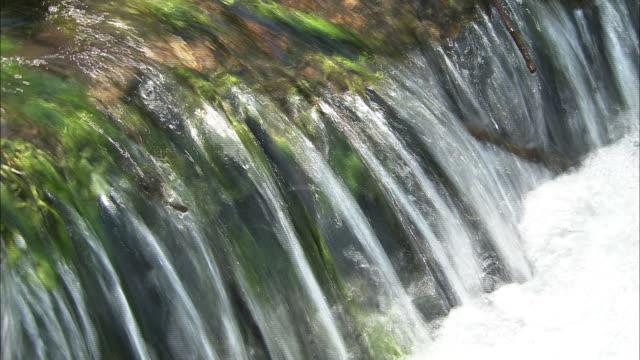 the himekawa riverhead - uneven stock videos & royalty-free footage