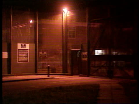 exterior high point prison / ext west suffolk hosp in bury st edmonds / intvw amanda skull on hindleys condition - high point video stock e b–roll