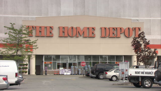 ws the home depot store exterior at palisades center mall shopping center west nyack