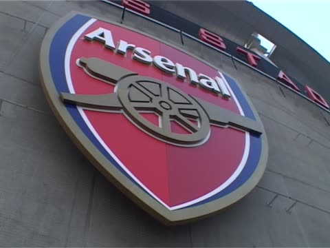 the home to Arsenal Football Club in North London Emirates Stadium General Views on September 29 2011 in London