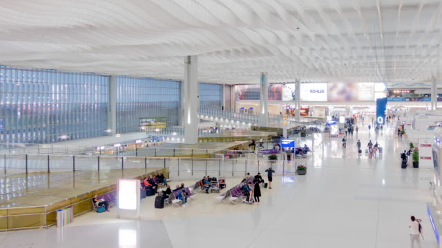 stockvideo's en b-roll-footage met de luchthaven van hong kong - hong kong