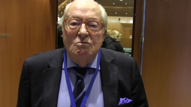 The honorary president of the French National Front Jean Marie Le Pen challenged Thursday in the European Union Court the financial sanction against...
