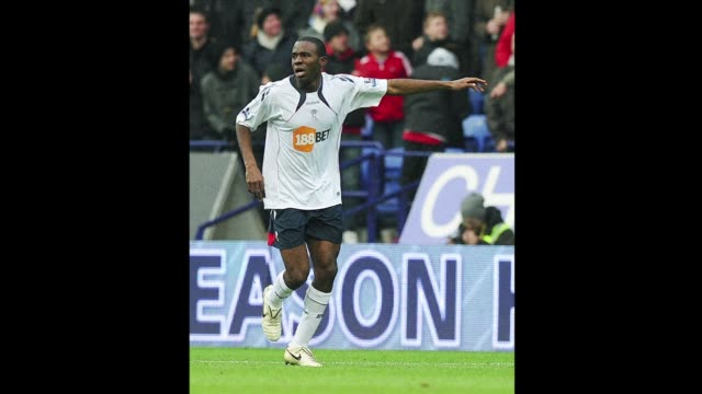 the hospital treating bolton wanderers player fabrice muamba said on monday that he was showing small signs of improvement two days after he suffered... - fabrice muamba stock videos and b-roll footage