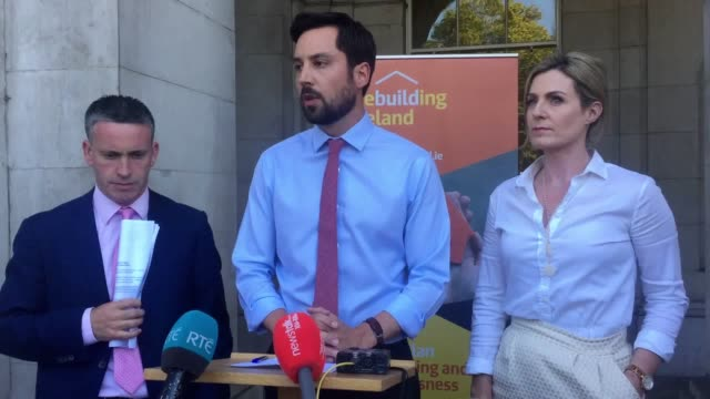 The housing minister Eoghan Murphy has unveiled 70 new emergency beds and two temporary family hubs in a bid to tackle the number of homeless The...