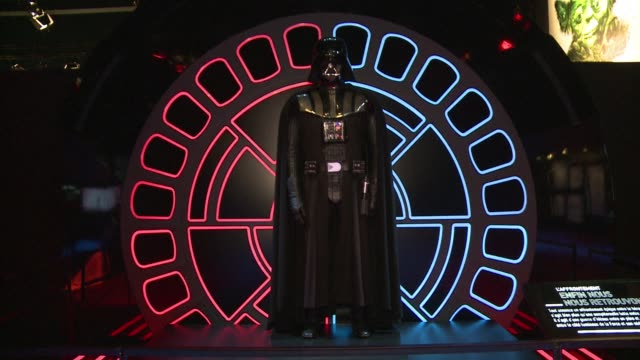 The iconic film series Star Wars comes to Europe as an exhibit for the first time for fans to discover iconic characters and sets from George Lucas...