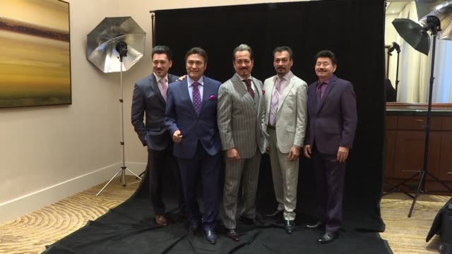 the iconic mexican band los tigres del norte promote the union of latinos in the us and encourage them to vote in the next elections during an... - prison icon stock videos & royalty-free footage