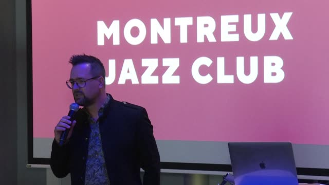 the iconic montreux jazz festival announces the cancellation of this year's edition due to the pandemic, marking the first time since 1967 that the... - montreux jazz festival stock videos & royalty-free footage