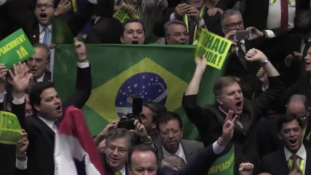 The impeachment of Brazilian President Dilma Rousseff was thrown into confusion Monday when the speaker of the lower house of Congress annulled an...