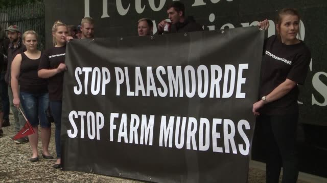 The incidence of farm attacks in South Africa is one of the darkest legacies of the apartheid