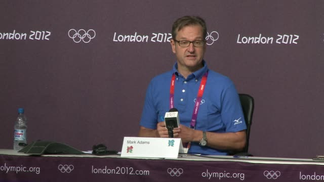 the international olympic committee has urged those speculating about china's ye shiwen's worldrecord 400m individual medley swim to get real and to... - gara sportiva individuale video stock e b–roll