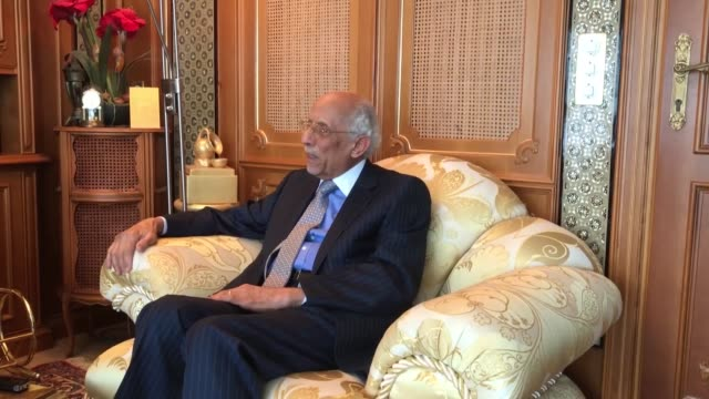 the international relations representative of egypt's muslim brotherhood known as ikhwan on saturday said the brotherhood is ready for dialogue with... - president of egypt stock videos & royalty-free footage