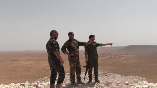The Islamic State group no longer has a presence in Syrias Aleppo province after withdrawing from a series of villages where regime forces were...