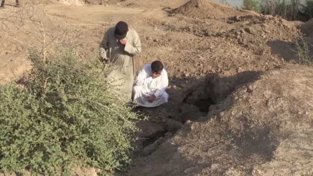 the islamic state group once drew recruits from near and far with promises of paradise but now bodies of jihadists lie in mass graves or at the mercy... - military recruit stock videos and b-roll footage