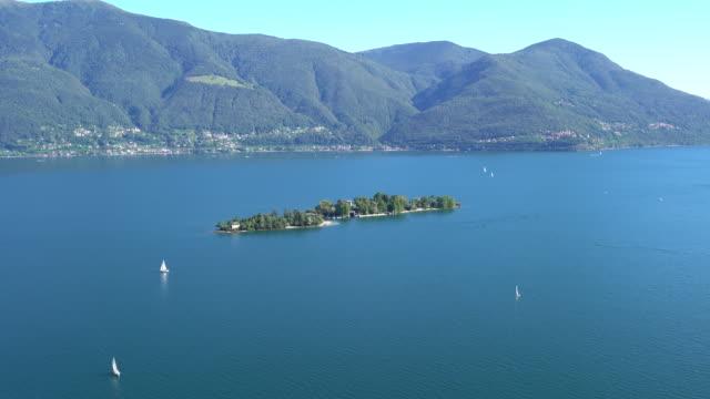The Island of Brissago, on Lake Maggiore
