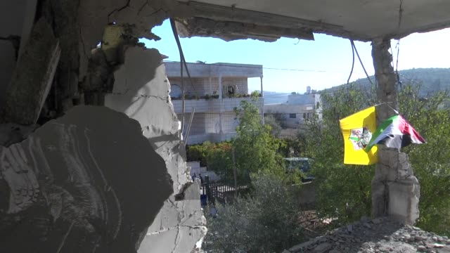 The Israeli army on Wednesday destroyed the home of a Palestinian who killed three Israelis at the entrance to a settlement in the occupied West Bank...