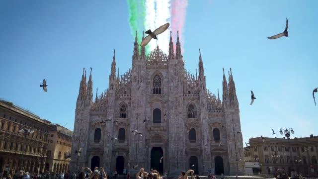 ITA: Frecce Tricolori Tour In Italy