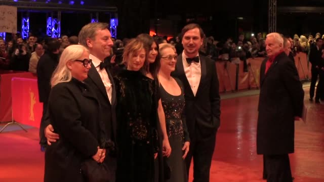 the italian director gianfranco rosi's fire at sea, a harrowing documentary about europe's refugee crisis, clinches the berlin film festival's golden... - documentary film stock videos & royalty-free footage