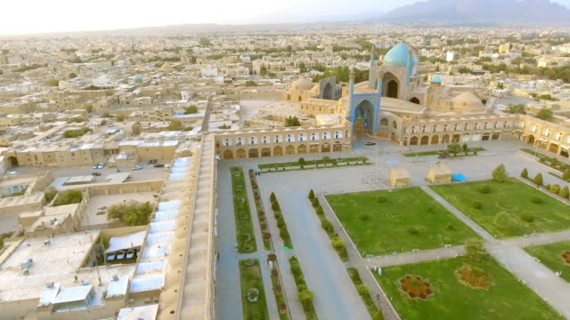 the jame abbasi mosque, esfahan, iran - david ewing stock videos & royalty-free footage