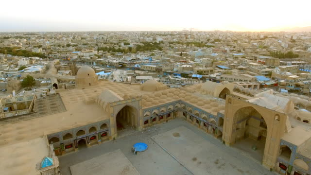 the jameh mosque, esfahan, iran. - david ewing stock videos & royalty-free footage