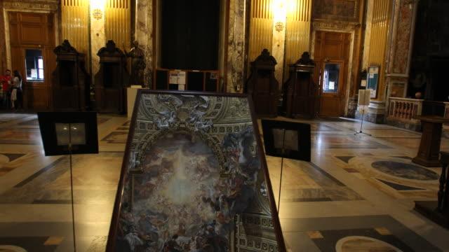 The Jesuit Church Il Gesù in Rome