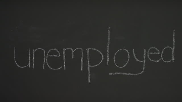 the job search is over - job centre stock videos & royalty-free footage