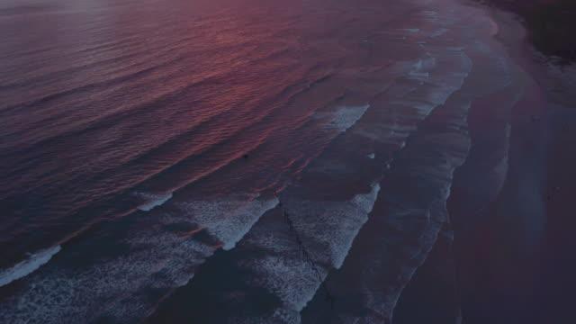 De aard van de zonsondergang, dat laat je sprakeloos