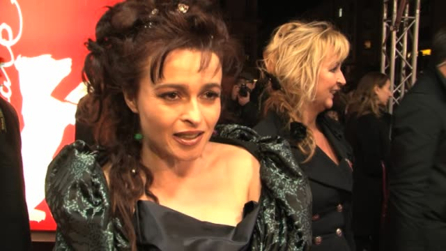 61st berlin film festival at friedrichstadt palast on february 16 2011 in berlin federal republic of germany - エディトリアル点の映像素材/bロール
