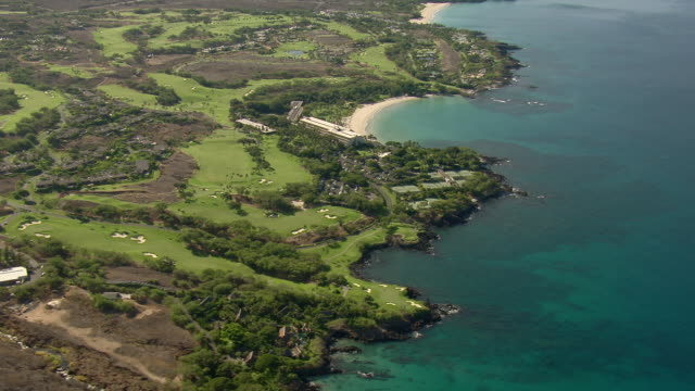 The Kohala Coast, a luxurious vacation destination in the South Kohala district of the island of Hawaii.
