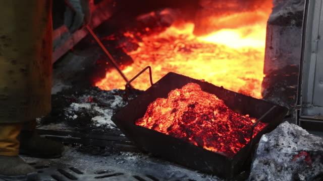 the krasnoyarsk aluminum smelter operated by united company rusal in krasnoyarsk krasnoyarsk krai russia on monday september 3 2018 - aluminium stock videos & royalty-free footage