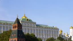 The Kremlin Along the River