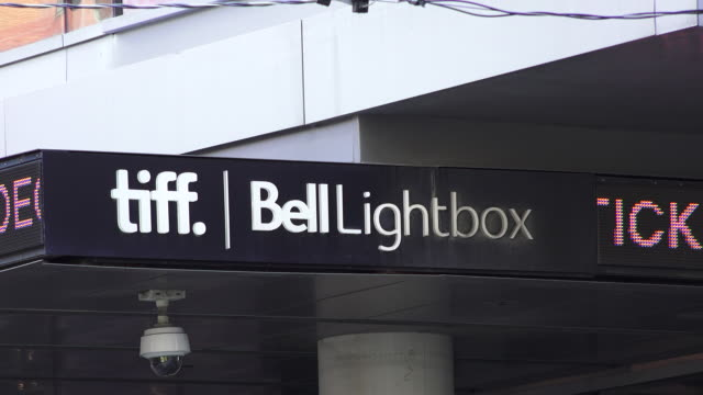The landmark is the headquarters of the famous Toronto International Film Festival