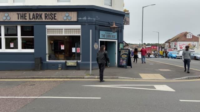 GBR: UK Pubs And Restaurants Reopen After Coronavirus Lockdown