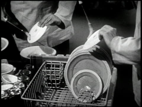the last word in automatic dishwashing - 15 of 20 - see other clips from this shoot 2286 stock videos & royalty-free footage