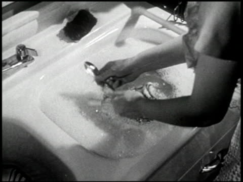 the last word in automatic dishwashing - 4 of 20 - see other clips from this shoot 2286 stock videos & royalty-free footage