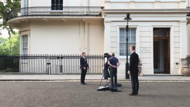 GBR: Video - Tory MPs Jockey For Leadership