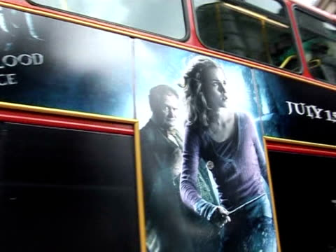 the latest installment of the harry potter franchise hits the cinemas on wednesday and is expected to be a box office hit. london, greater london,... - greater london stock videos & royalty-free footage